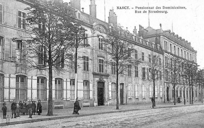 Nancy - Pensionnat des Dominicaines