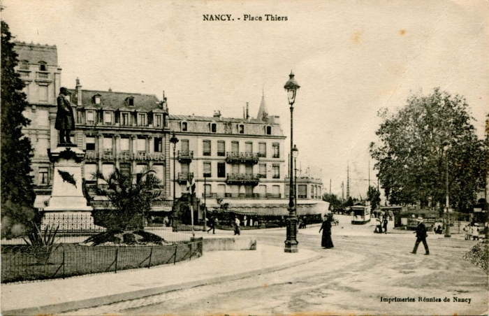 Nancy - Place Thiers 002 m