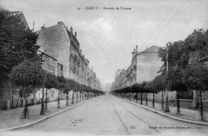 Nancy - Avenue France