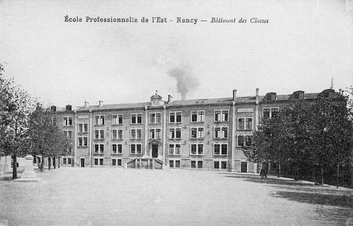 Bâtiment des classes