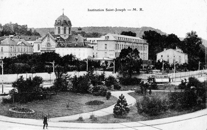 Nancy - Institution Saint-Joseph