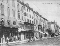 "Saint-Georges [Rue] (voir également ""Point Central"")"