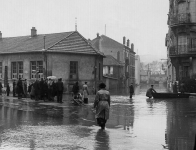 Inondations de 1947 (photographies)