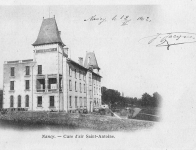 15 -  Sanatorium - Cure d'Air Saint-Antoine