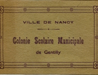 01 - Colonie Scolaire Municipale de Gentilly (Ville de Nancy)