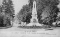 Nancy - Monument aux morts 1870-1871