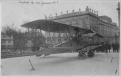 Avion capturé le 23 Janvier 1917