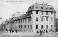 Nancy - La Construction de l'Exposition de 1909